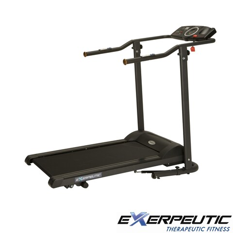 Exerpeutic 440XL Fitness Walking Electric Treadmill
