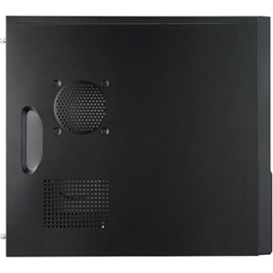 Mid Tower Computer Case with 500W Power Supply and Blu Cooler Master Elite 350