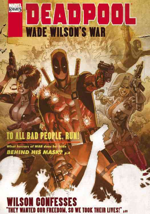 Deadpool: Wade Wilson's War (Paperback)
