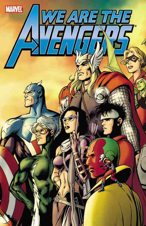 Avengers: We Are the Avengers (Paperback)