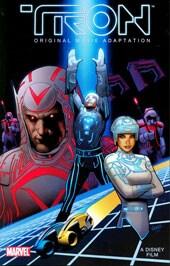 Tron: Movie Adaptation (Paperback)