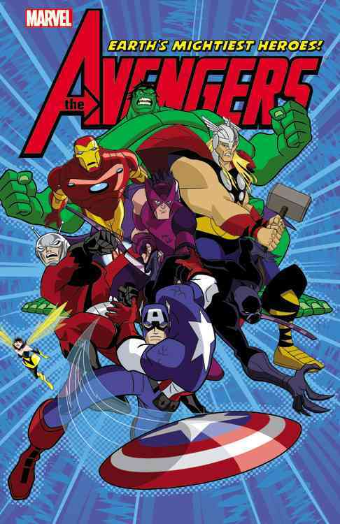 The Avengers: Earth's Mightiest Heroes (Paperback)
