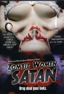 Zombie Women Of Satan (DVD)