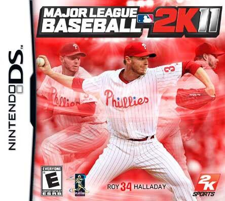 NinDS - Major League Baseball 2K11