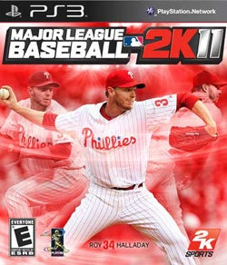 PS3 - Major League Baseball 2K11 - By 2K Sports