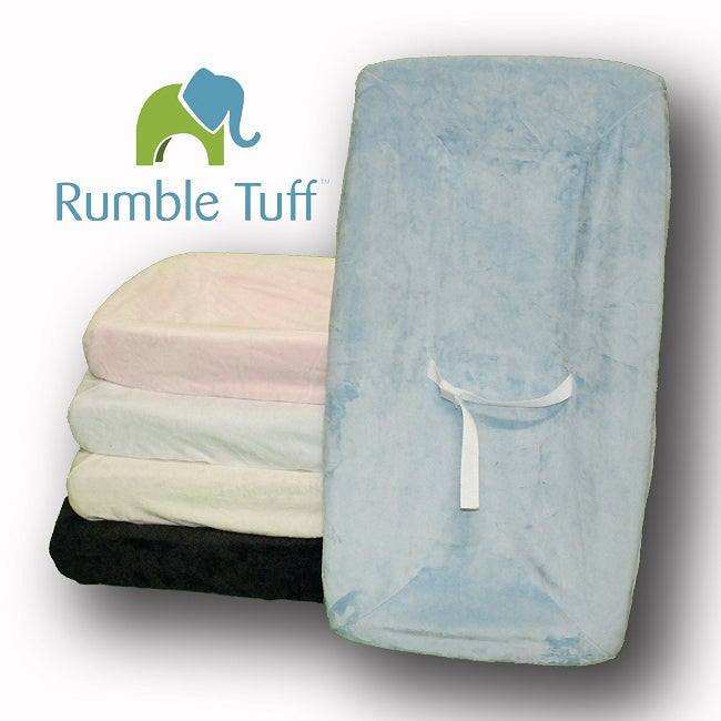 Rumble Tuff Minky Changing Pad Cover