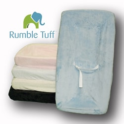 Rumble Tuff Minky Changing Pad Cover - Thumbnail 0
