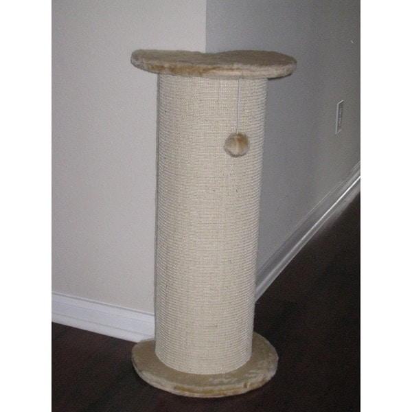 Go Pet Club Cat Tree Corner Scratching Post