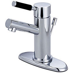 Kaiser Single-handle Straight Chrome Bathroom Faucet