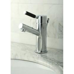 Kaiser Single-handle Straight Chrome Bathroom Faucet