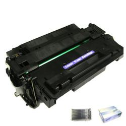 HP CE255A Compatible Black Toner for HP LaserJet