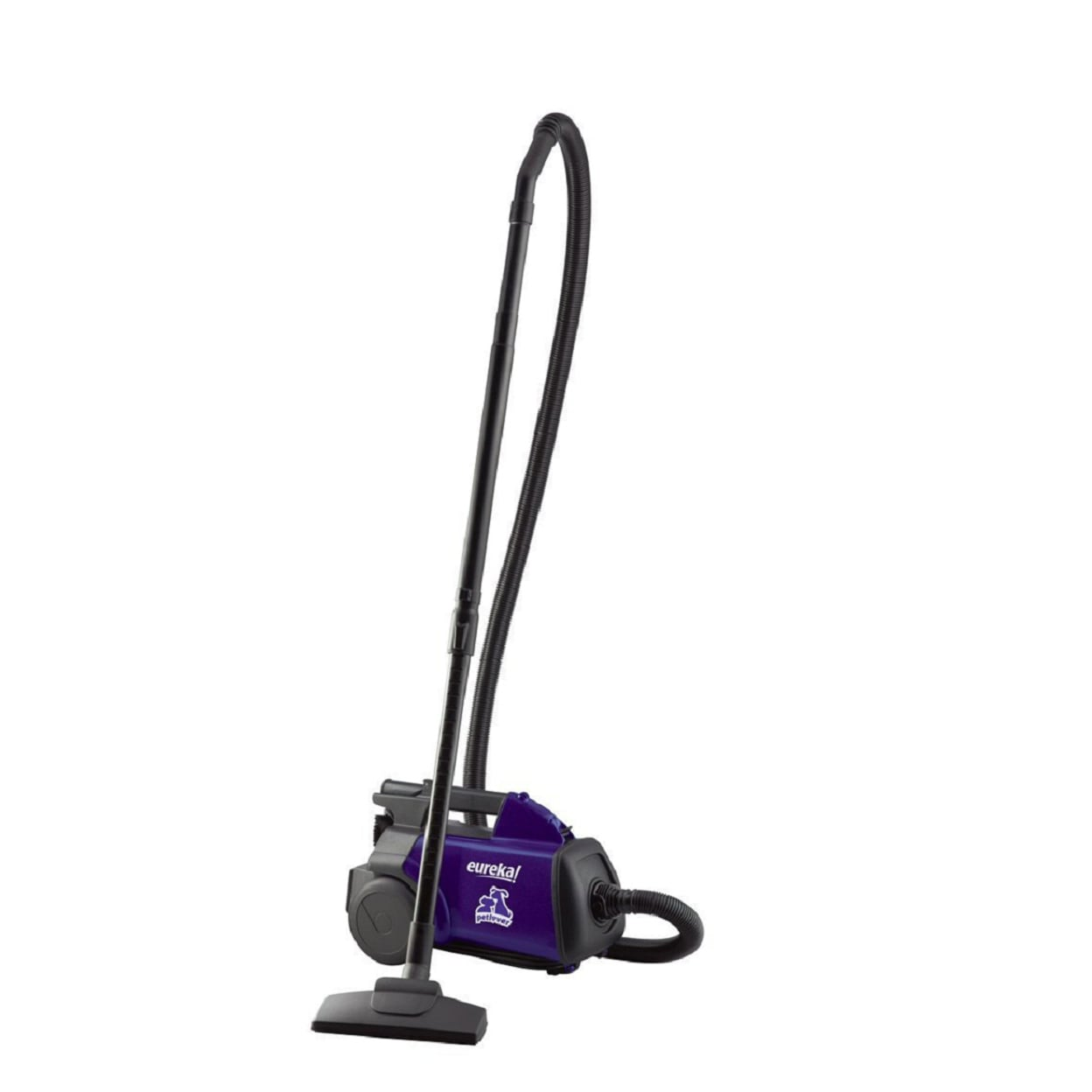 Eureka 3684F Pet Lover Mighty Mite Vacuum Cleaner, Black