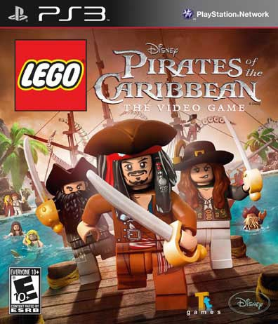 PS3 - Lego Pirates of the Caribbean