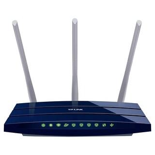 TP-LINK TL-WR1043ND V2 Wireless N300 Gigabit Router, 300Mbps, USB por