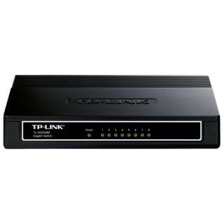 TP-LINK TL-SG1008D 10/100/1000Mbps 8-Port Gigabit Desktop Switch, 10G