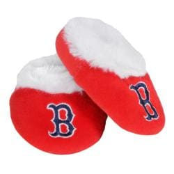 Boston Red Sox Baby Bootie Slippers - Thumbnail 1