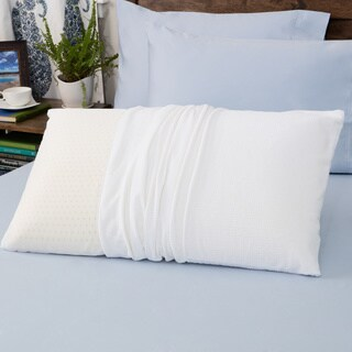 Authentic Talatech 230 Thread Count Latex Foam Firm Density Pillow (2 options available)