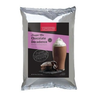 Cappuccine 3-pound Chocolate Decadence (Pack of 5)