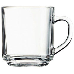 Cardinal International 9.5-oz Marly Mugs (Pack of 12)