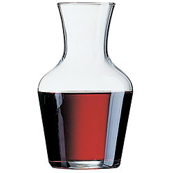 Cardinal International 0.5-liter Wine Carafes (Pack of 12)