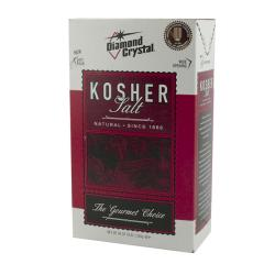 Cargill Diamond Crystal 3-pound Kosher Salt