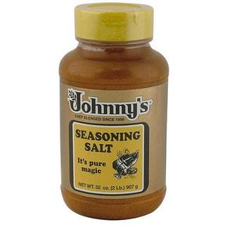 Johnny's Fine Food's 16-oz Johnny's Seasoning Salt (Pack of 12)