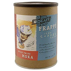 Mocafe IBC CS 3-lbs Wild Tribe Moka Can (Pack of 4)