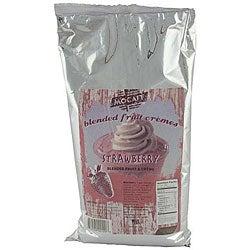 Mocafe IBC CS 3-pound Mocafe Strawberry Creme (Pack of 4)
