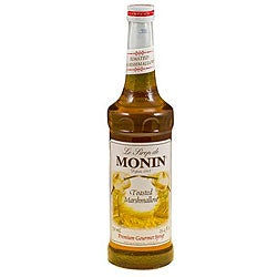 Monin 750-ml Toasted Marshmallow Syrup (Pack of 12)