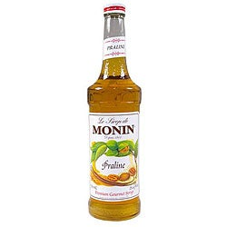 Monin Inc 750-ml Praline Syrup (Pack of 12)