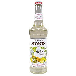 Monin 750-ml Mojito Mix (Pack of 12)