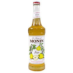 Monin 750-ml Pear Syrup (Pack of 12)