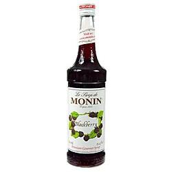 Monin 750-ml Blackberry Syrup (Pack of 12)