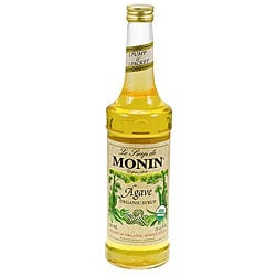 Monin 750-ml Organic Agave (Pack of 6)