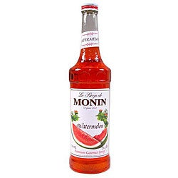 Monin 750-ml Watermelon Syrup (Pack of 12)