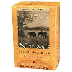 Numi Red Mellow Bush Tea (Pack of 6)