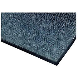 Ludlow Composites Charcoal Chevron Mat