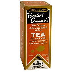 R.C. Bigelow CS Constant Comment Teas (Case of 168)