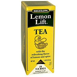 R.C. Bigelow CS Lemon Lift Tea (Case of 168)