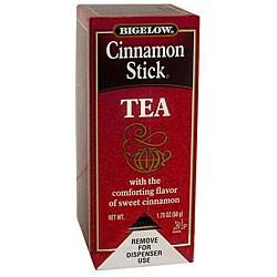 RC Bigelow Inc Cinnamon Stick Tea (Case of 168)
