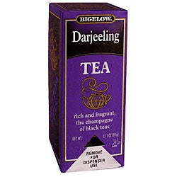 RC Bigelow Inc Darjeeling Tea (Case of 168)