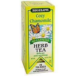 R.C. Bigelow CS 28-piece Cozy Chamomile Tea (Pack of 6)