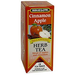 R.C. Bigelow CS 28-piece Caffeine-free Apple Cinnamon Herbal Tea (Pack of 6)