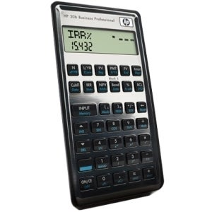HP 30b Business Professional Calculator