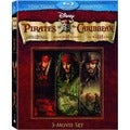 Pirates of the Caribbean Trilogy 7-Disc Box Set (Blu-ray Disc)