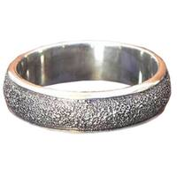 Handmade Men's Sterling Silver 'Raw' Ring (Indonesia)