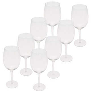 Certified International 20-oz White Wine Stemware (Set of 8)
