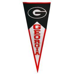 Georgia Bulldogs Classic Wool Pennant - Thumbnail 2