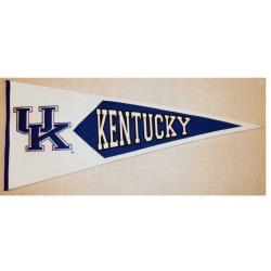 Kentucky Wildcats Classic Wool Pennant - Thumbnail 1