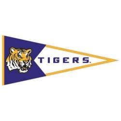 LSU Tigers Classic Wool Pennant